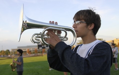 Day in the life of band: marching to success