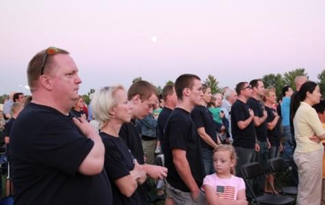 Glenview memorial revives 9/11 emotions