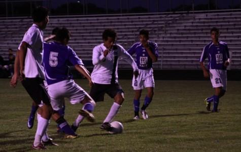 Taib participates in soccer despite Ramadan