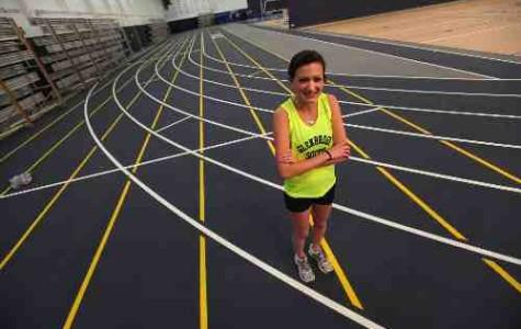 DeVito leaves her mark on girls' cross country