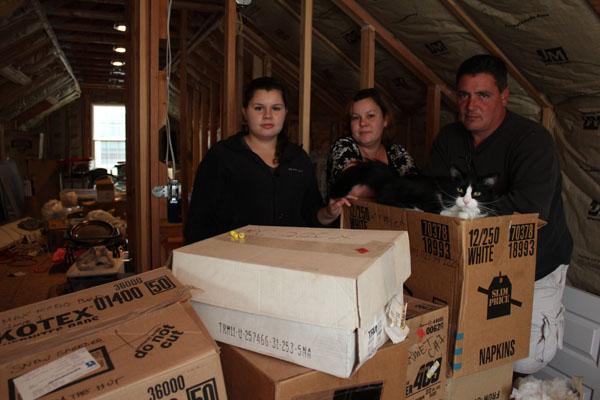 Sunset Village residents struggle to secure homes