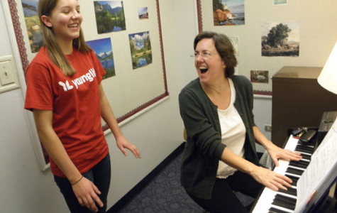 South vocalists look to MaryJean Allen for musical success