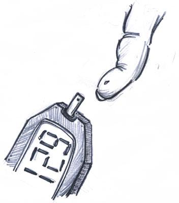 Student shares diabetes struggle