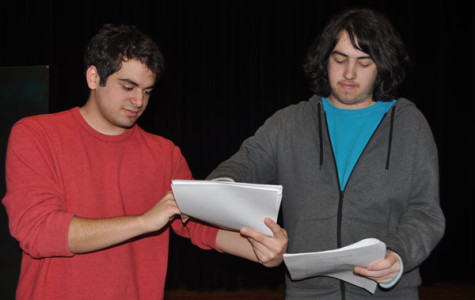 Seniors direct one-acts to wrap up four years in Drama Department