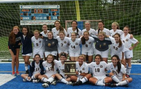 Women's soccer ends season as regional champions