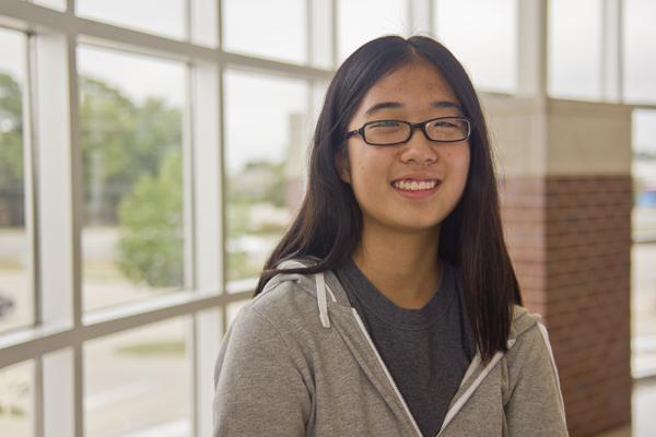 Dana Sim: Staff Writer
