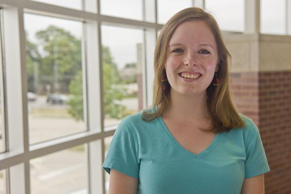 Carolyn Kelly: Co-News Editor