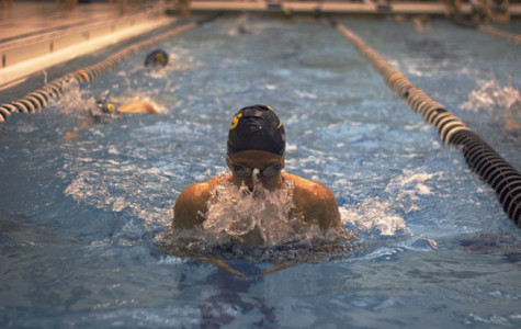 Girls swim to success despite changes to team