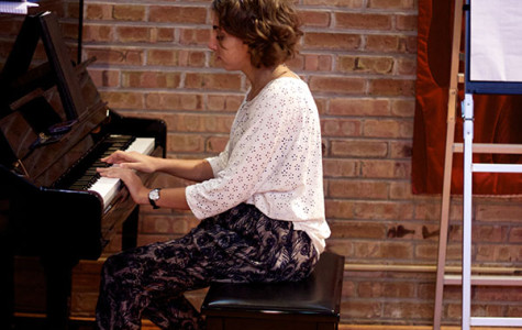 Smelyansky incorporates music in every aspect of her life