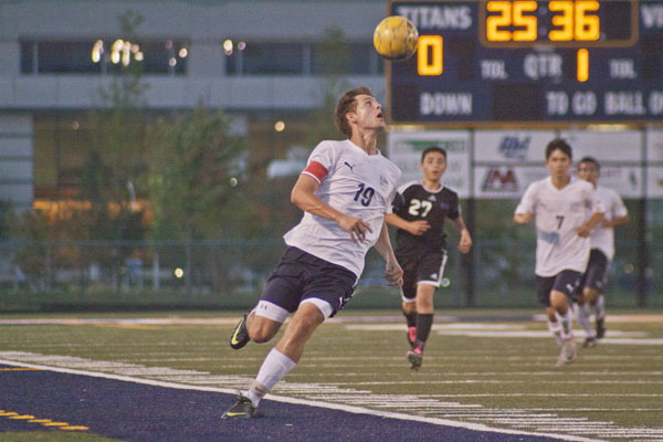 Men's soccer aims to score conference title