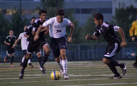 Men's Soccer finishes season strong