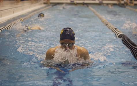 Women's swim still successful without graduated stars