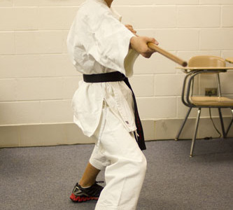 Will Neely places second in world at Junior Olympics for karate