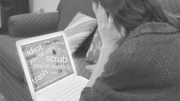 Students share personal experiences, reflect on dangers of cyberbullying
