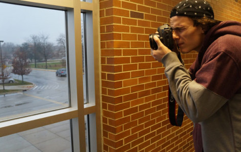 Hanches shares recently discovered passion for photography