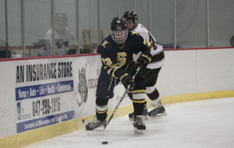 Hockey implements changes, leads to victory against New Trier
