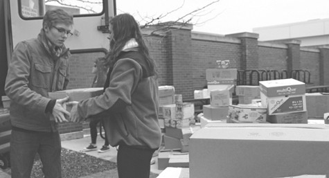 Criticism of Student Council's canned food drive efforts unwarranted