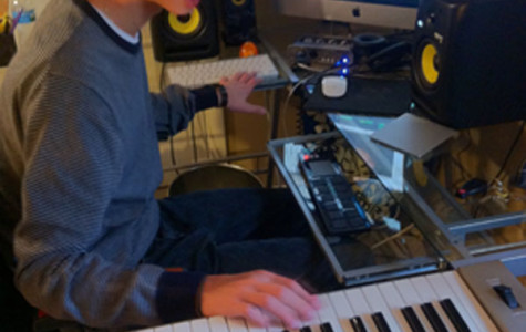 Baylaender takes love of beats to new levels