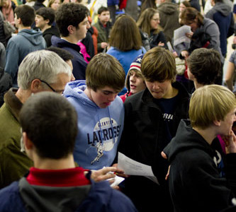 Feeder school growth propels South's rising enrollment