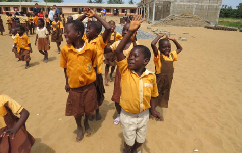 GHANA Club collects money, supplies for African school
