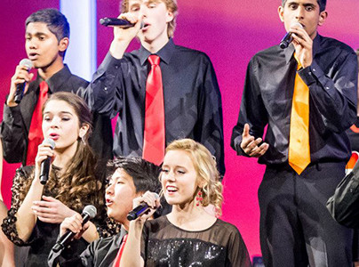 Tisch expresses love of music through South programs