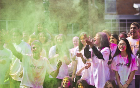 Hindu Holi-Day: Religions class and Desi Club unite to celebrate spring festival