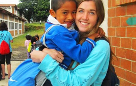 South gives back: This summer, several South students went on service trips where they traveled, volunteered and built friendships in other parts of the world.