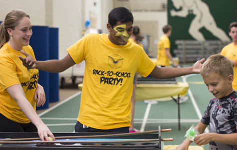 GBF hosts first Back-to-School Party at GBN