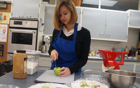 Hofmockel cooks past worries, savors result