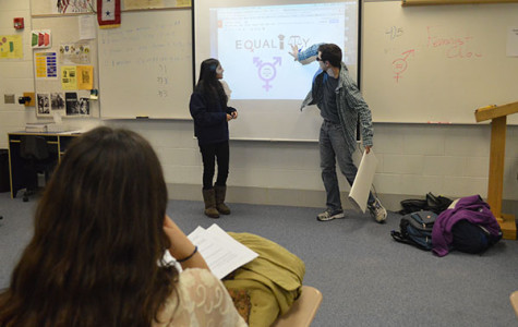 Feminist Activism Club promotes gender equality, raises awareness