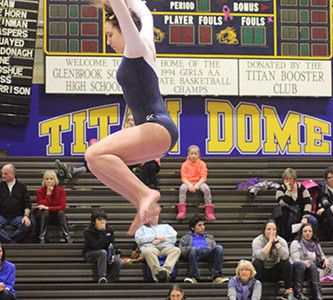 Gymnastics named conference, regional champions