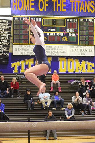 Gymnastics named conference, regional champions