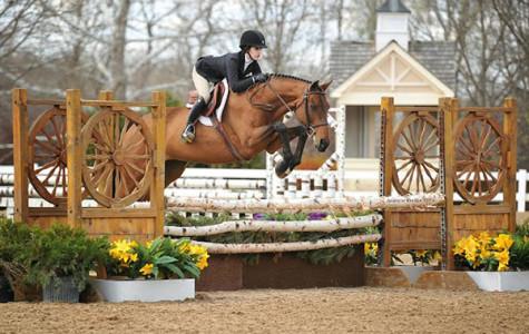 Equestrians effuse love for horseback riding