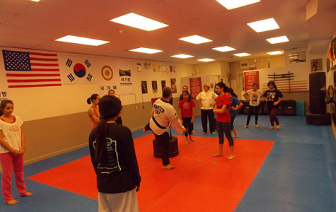Kickboxing improves physical, mental health