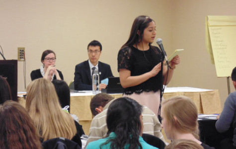 Model UN aims for peace, strives for growth