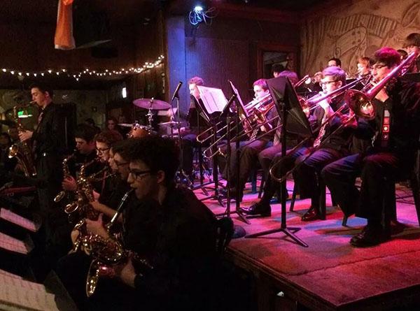 Chicago jazz festival inspires glenbrook musicians
