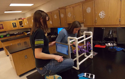 Science Olympiad works toward regional competition
