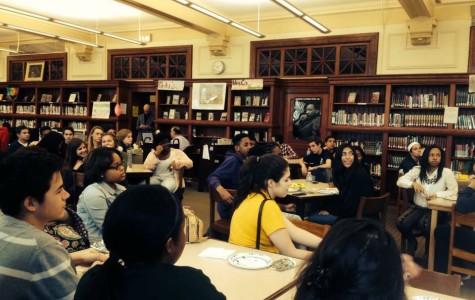 Urban Studies students exchange experiences with Englewood