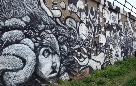 South students paint new perspectives through graffiti