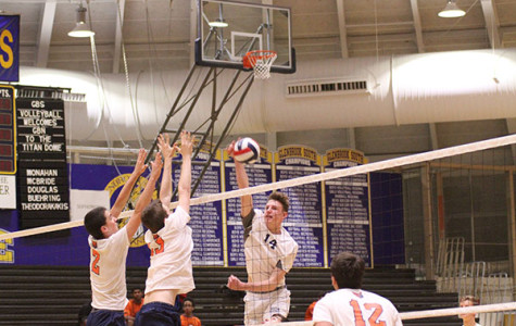 Men's volleyball aims to reduce errors, improve consistency
