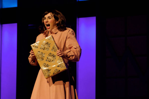 Julia Packer packs a punch in musical theatre