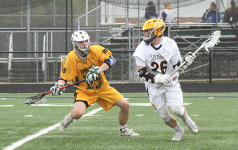 Men's lacrosse loses in first round of playoffs