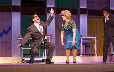 Glenbrooks perform energetic, comedic musical
