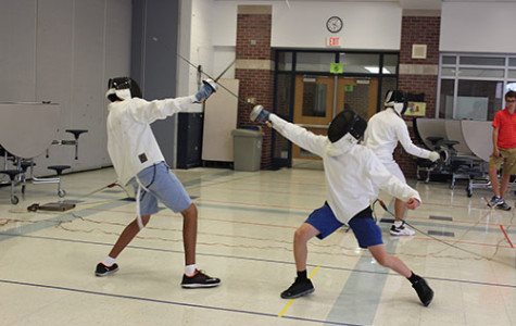 Fencing Club offers new opportunities, hopes for successful season