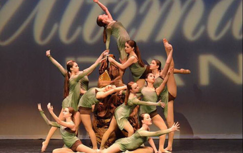 Dance companies inspire, teach students