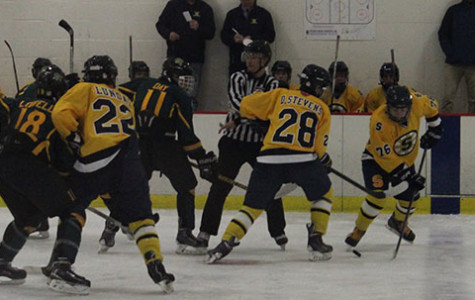 Men's Hockey fights to overcome team inexperience