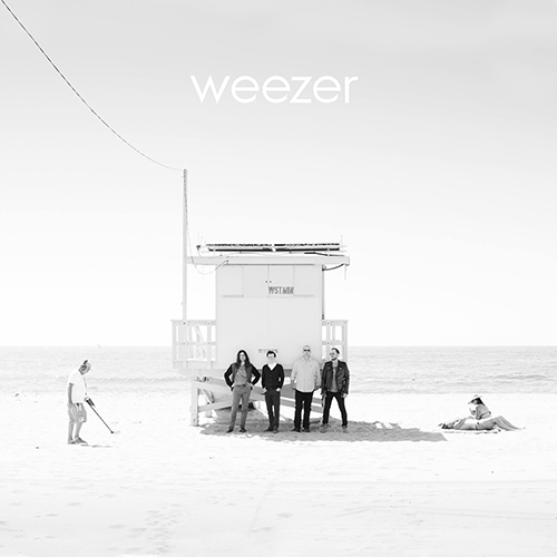 Weezer's self-titled album embodies love for West Coast, classic vibes