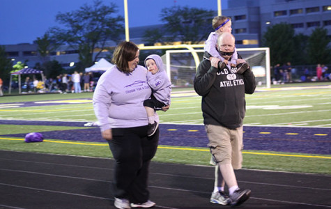 Cure Club sponsors Relay for Life event