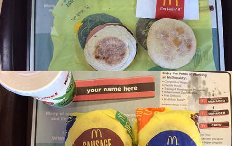 A&Eats; McDonalds