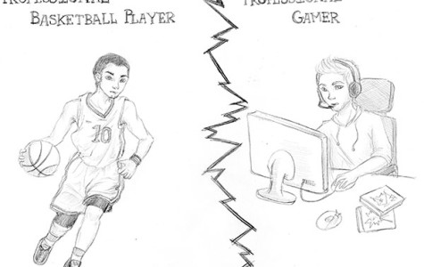 Student gamers challenge labels, overcome stereotypes